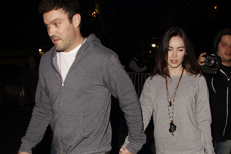 Megan Fox and Brian Austin Green (WENN.com)