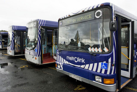 NZ Bus, a subsidiary of Infratil, runs about 70 percent of Auckland's buses, including the Metrolink service (file)
