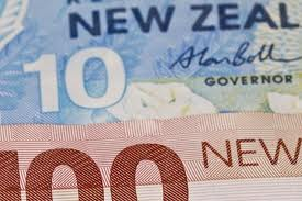 The NZ dollar was little changed against the Australian dollar  (file pic)