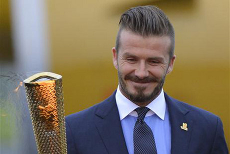 David Beckham (Reuters file)