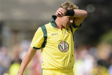 Brett Lee (Reuters file)