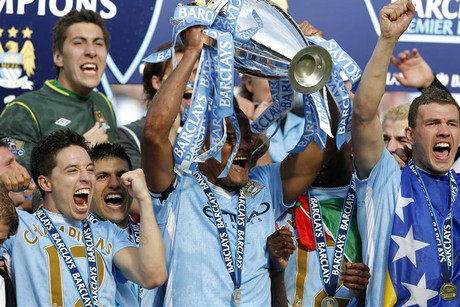 EPL champions Manchester City are being woken early by church bells