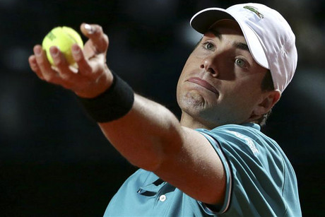John Isner (file pic)