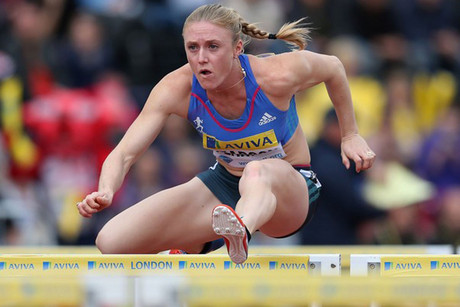 Australia's red-hot Olympic favourite Sally Pearson