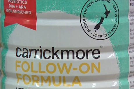 Christchurch company Carrickmore has been inundated with hundreds of thousands of orders from China