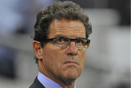 Fabio Capello (Reuters file)