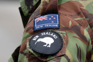Today's deployment will be the 16th group from the New Zealand Defence Force to be deployed to the Solomons (file)