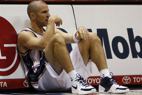 Jason Kidd (Reuters file)
