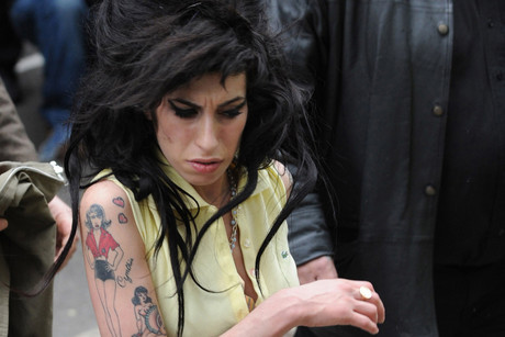 Amy Winehouse (Reuters)