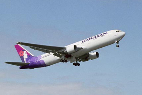 Hawaiian Airlies will the only US carrier to fly to New Zealand  (Photo: Boeing)