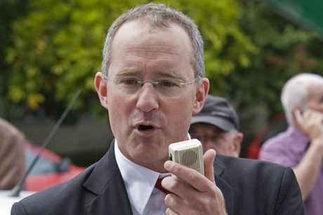 Labour transport spokesman Phil Twyford  (file pic)