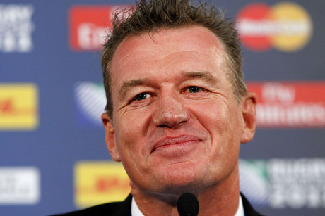 John Kirwan says he is honoured to be the new Blues coach (Photosport)