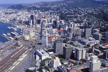 The quake was only felt in Wellington, according to reports