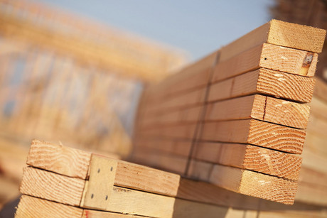 Sequal Lumber Limited was fined $20,000 and ordered to pay the man $8000 in reparations (file pic)