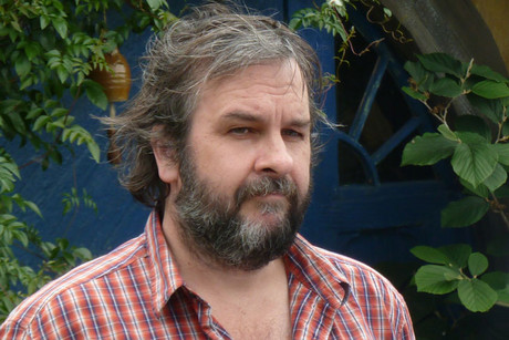 Peter Jackson (Photo: Daniel Rutledge)