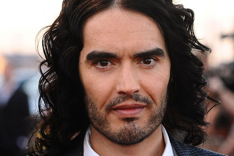 Actor Russell Brand (AAP)