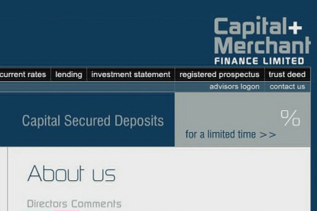 Capital and Merchant went into receivership in 2007