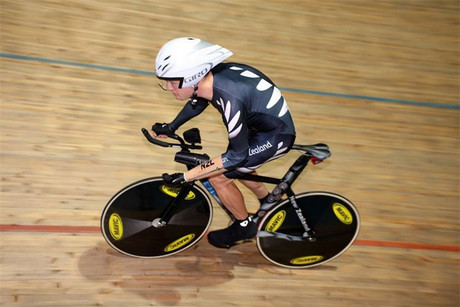 New Zealand Paralympic cyclist Chris Ross (Pic: supplied)