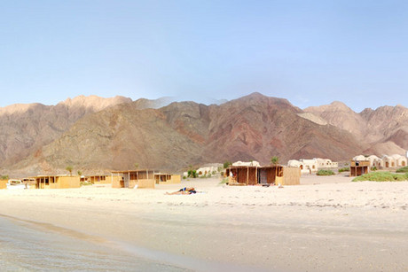 Egypt's oldest eco-lodge, Basata (Photo: Basata.com)
