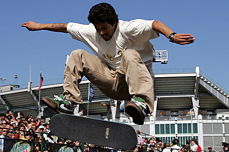 Paul Rodriguez (file pic)