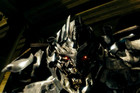 Transformers tells the story of a war between alien robots