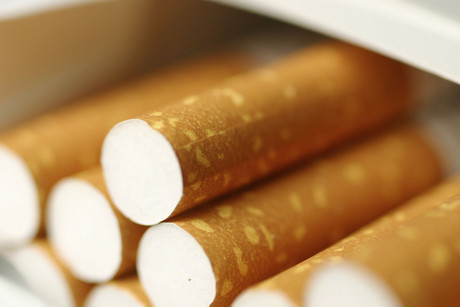 Philip Morris says it is providing a space for its consumers to voice their concerns about regulatory issues (file)