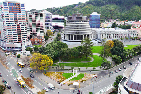 The panel estimates that if the efficiencies gains expected of Auckland were translated to the Wellington region, operational savings of between $300 million and $600m could be expected (Photo: Victoria Evans)