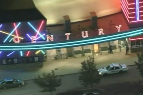 A mass shooting has occurred at a movie theatre in the United States