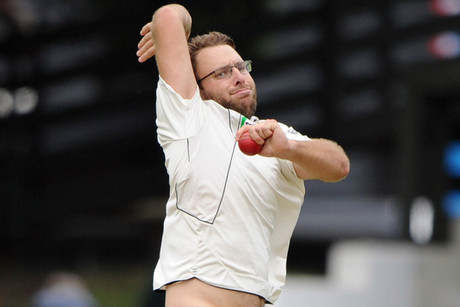 Daniel Vettori will be one of New Zealand's spin options along with Tarun Nethula (Photosport file)