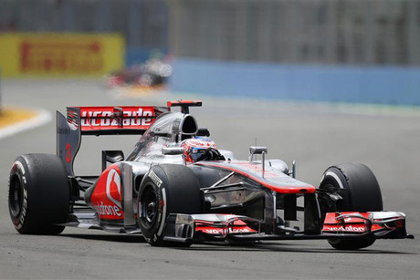 Jenson Button (Reuters file)