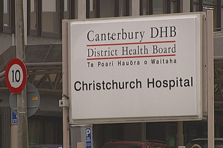 Around 50 patients are in isolation in Christchurch Hospital