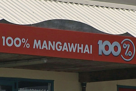 Because of a huge cost blow-out in constructing Mangawhai's wastewater scheme, the council is facing a debt crisis