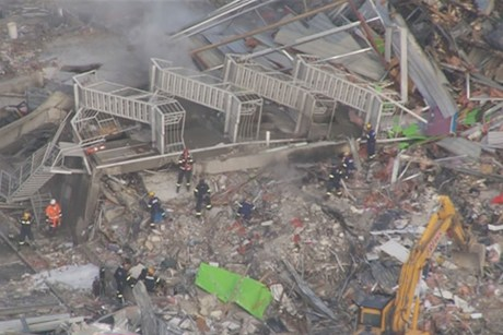 A total of 115 people died when the CTV building collapsed