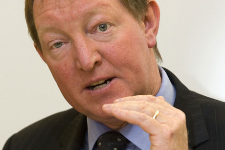 Former Environment Minister Nick Smith (file)
