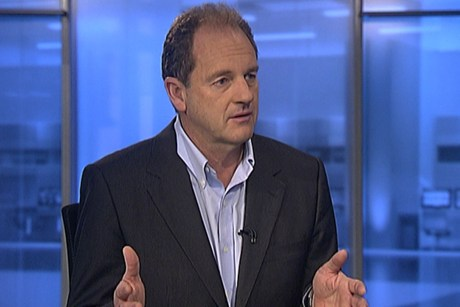 Labour leader David Shearer  (file pic)