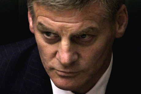 Finance Minister Bill English is standing firm on the Government's decision to veto (Photo: Jared Mason)