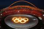The Opening ceremony of London 2012 is expected to be an eye-popping event (file pic)