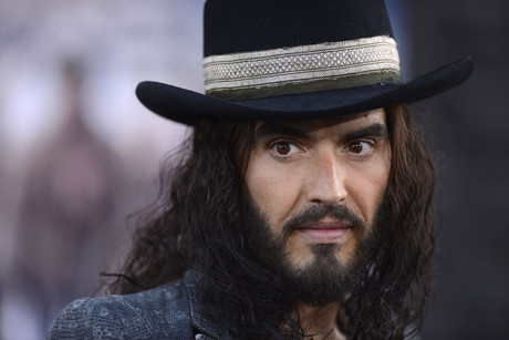 Russell Brand (AAP)