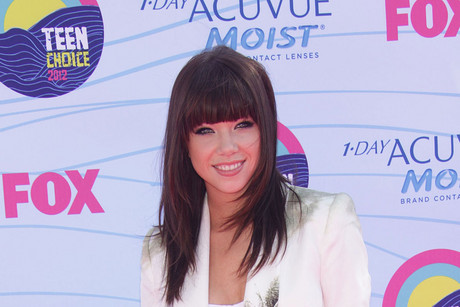 Carly Rae Jepsen (AAP)