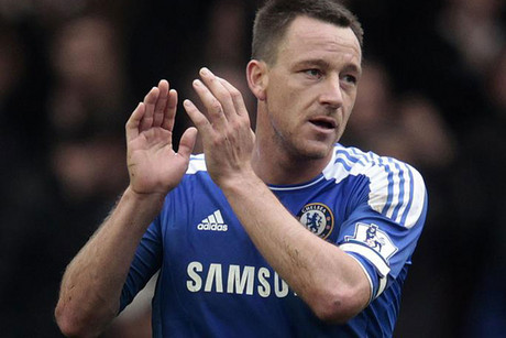 John Terry (file pic)