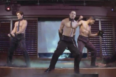 The film is based on Channing Tatum's experiences as a stripper