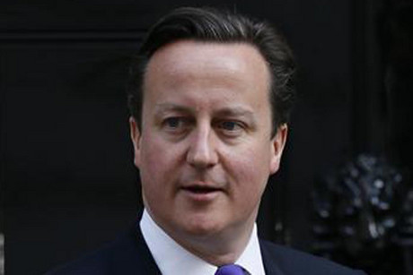 British prime minister David Cameron  (Photo: Reuters)