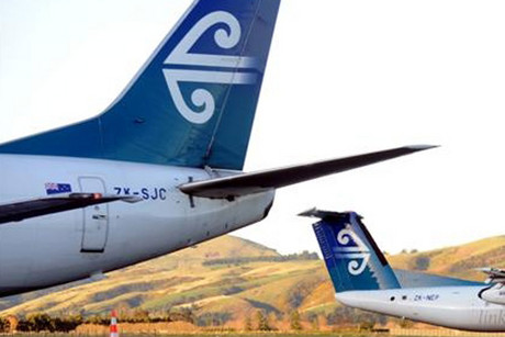 Air New Zealand is adding 320,000 additional seats a year to the New Zealand domestic network