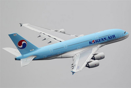 Korean Air is one of six airlines which have breached the Commerce Act (Reuters)