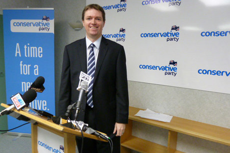 Colin Craig has a list of reasons why he is against same-sex marriage