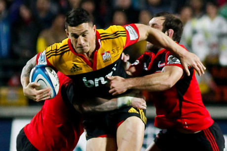 Sonny Bill Williams (Photosport file)