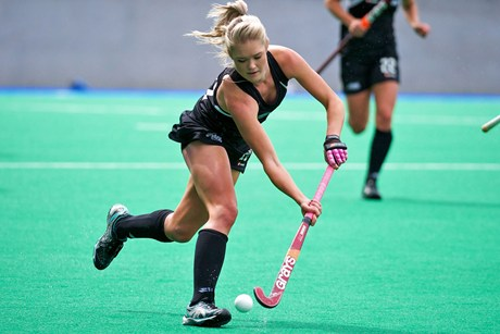 Black Sticks' Sam Harrison (file pic)