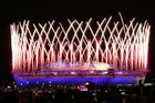 Wonder and amazement, all the bright lights and super sights from London's opening ceremony (Reuters)