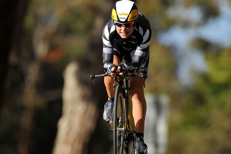 Kiwi cyclist Linda Villumsen (Photosport file)