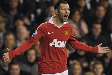 Ryan Giggs (Reuters file)